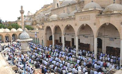 Şanlıurfa, en çok caminin bulunduğu iller arasında
