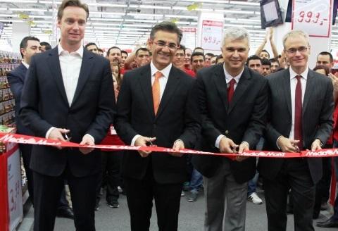 Media Markt Şanlıurfa Mağazasını Açtı