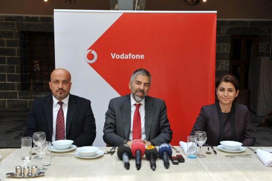 Vodafone'dan Bölgeye 19 Milyon Liralık Yatırım