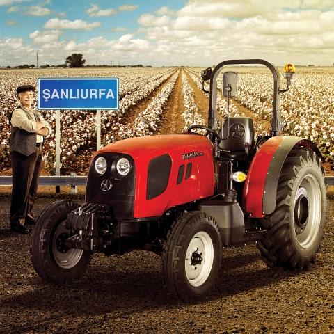 Şanlıurfalı çiftçilere traktör kazanma şansı