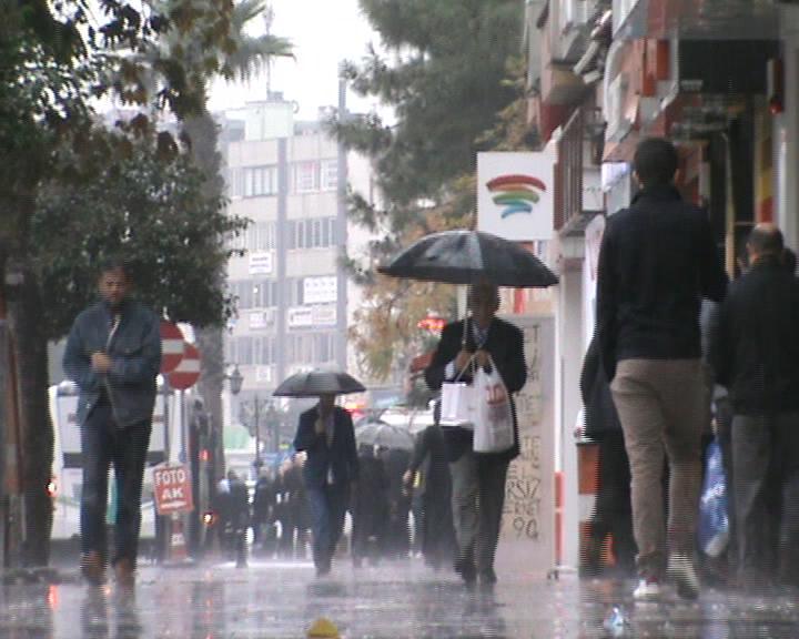 Şanlıurfa'da kuvvetli sağanak yağış uyarısı