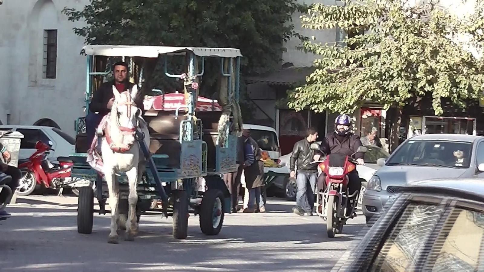 Belediye izin verirse Urfa sokaklarında olacak