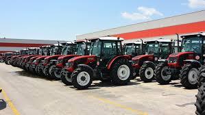 Traktör artış oranında Güneydoğu birinci