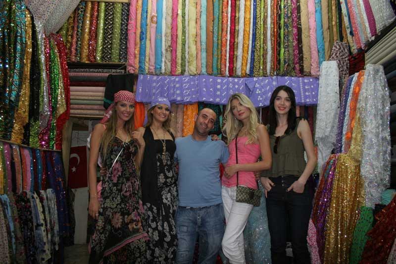 Çoban Stilist'den Yavuz'a ziyaret