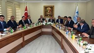Belediye Başkanları Ceylanpınar'da buluştu