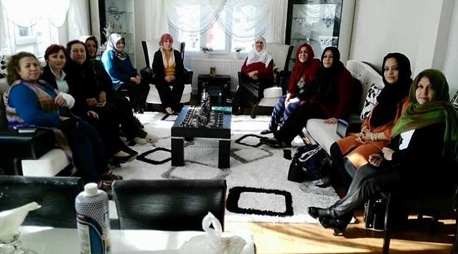 MHP'li kadınlar istişare toplantısı yaptı