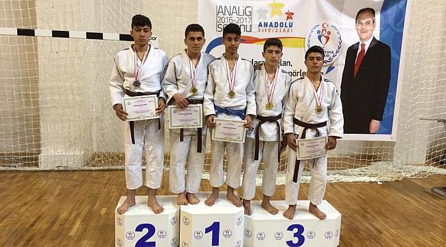 Şanlıurfalı judocular şampiyon oldu
