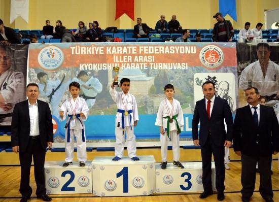 İller arası Kyokushin Karate Turnuvası