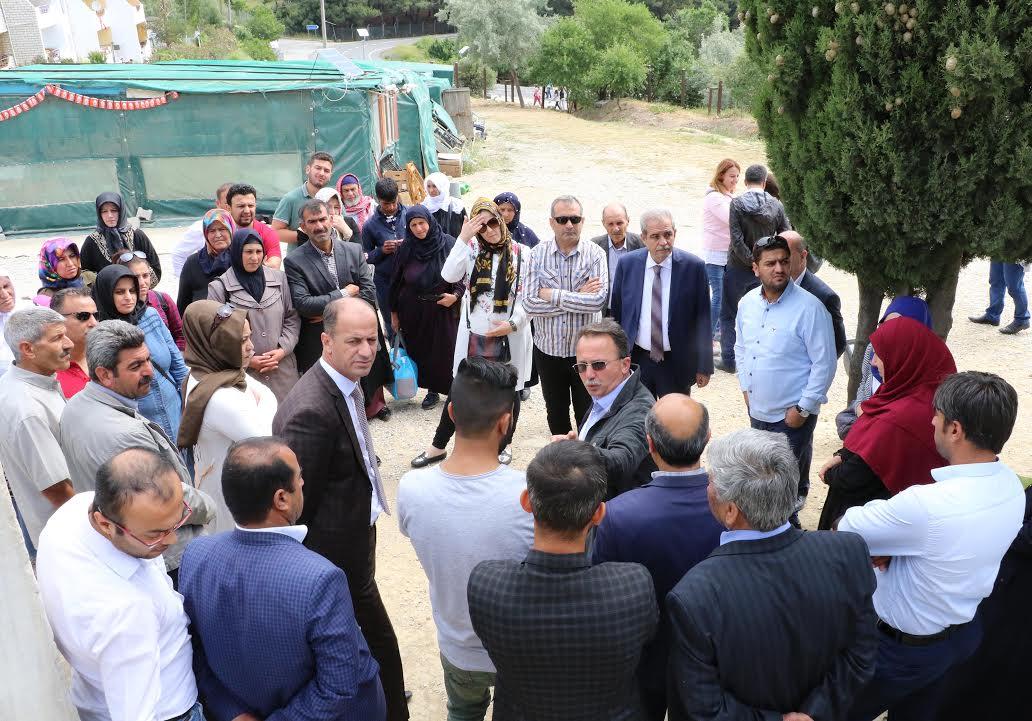 Gazi ve Şehit yakınları, Şehitler diyarı Çanakkale'de - VİDEO