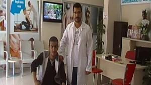 Şırnaklı Genç umudunu Urfa'da buldu