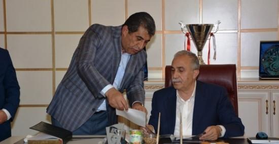 Atilla Fakıbaba'ya taleplerini iletti