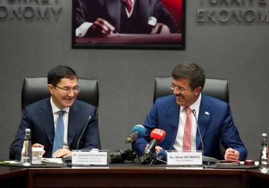 Bakanı Zeybekci, Rusya'dan 'domates sevkıyatına' ilişkin yapılan açıklamaları değerlendirdi