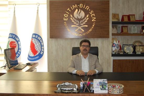 Coşkun: Şanlıurfa'da öğretmen açığı 7 bini buluyor