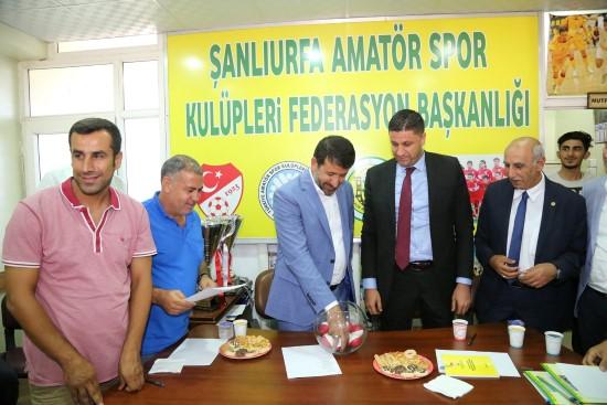 Eyyübiye Belediyesi Amatör Spor kulüplerine sponsor oldu