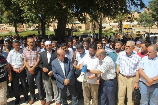 Şanlıurfa'da Arakanda yaşanan zulüm protesto edildi