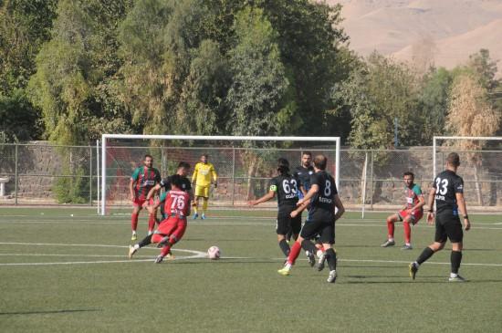Cizrespor: 1- Şanlıurfa Karaköprü Belediyespor: 0