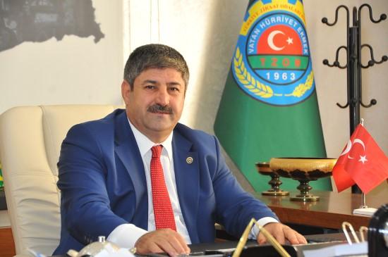 Eyyüpoğlu, çiftçi sorunlarını Bakan Pakdemirli'ye sunacak