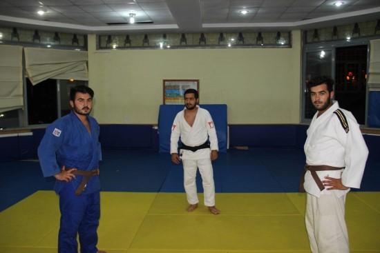Şanlıurfalı judocular gözünü dünya şampiyonluğuna dikti