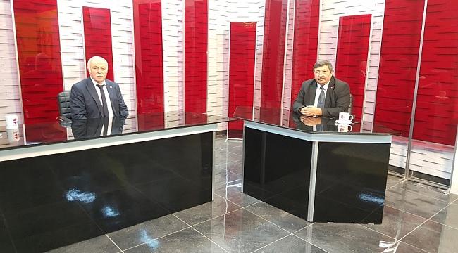 Kayalar Duru TV'de Güler'in konuğu oldu (Video)