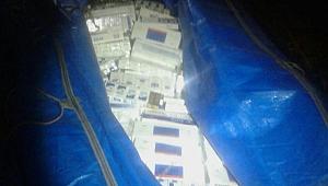 29 bin 110 paket kaçak sigara ele geçirildi