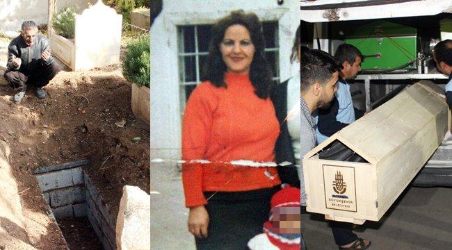 Cinayet şüphesi 2 yıl sonra mezar açtırdı