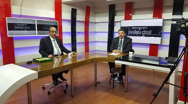Demirkol, Duru TV'de Güler'in konuğu oldu(video)
