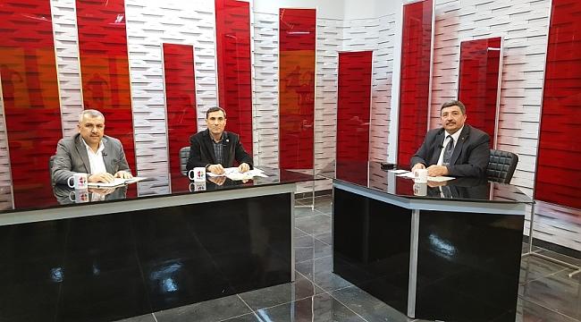 Doğan ve Çiftçi Duru TV'de Güler'in konuğu oldu(Video)