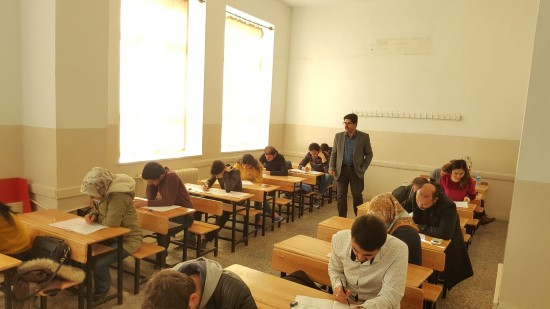Eğitim Bir Sen'den aday öğretmenlere deneme sınavı