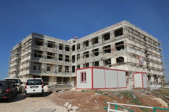 Eyyübiye Belediyesinden 5 milyon tl değerinde misafirhane