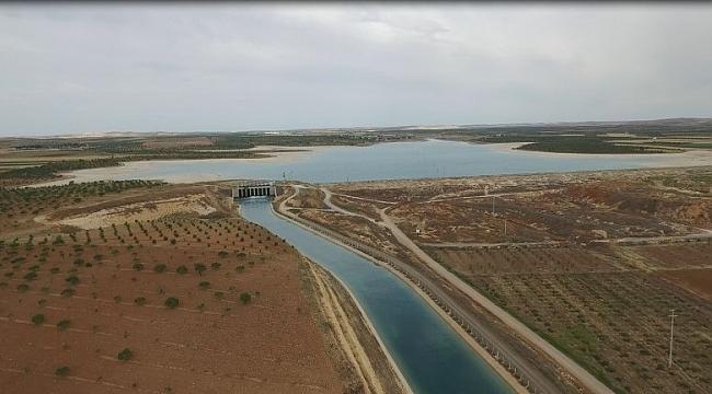 GAP'da sulama tesisleri bitiyor