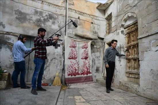Moustapha kısa filminin çekimleri Şanlıurfa'da tamamlandı