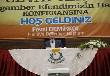 Prof. Dr. Cevat Akşit Peygamberimizin hayatını anlattı