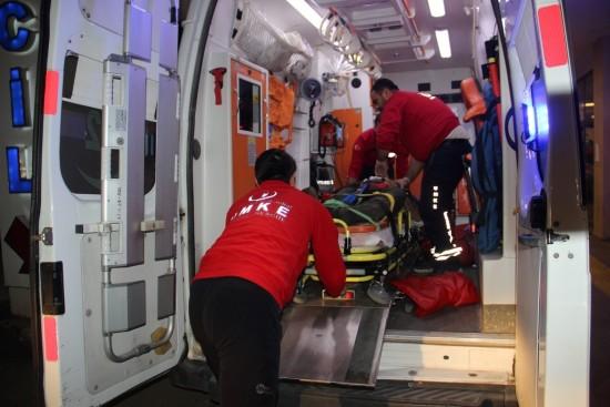 Şanlıurfa'da trafik kazası: 2 yaralı