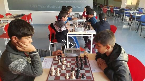 Satranç takımından bir başarı daha