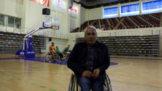 Şanlıurfalı engelli basketçiler, telafi peşinde