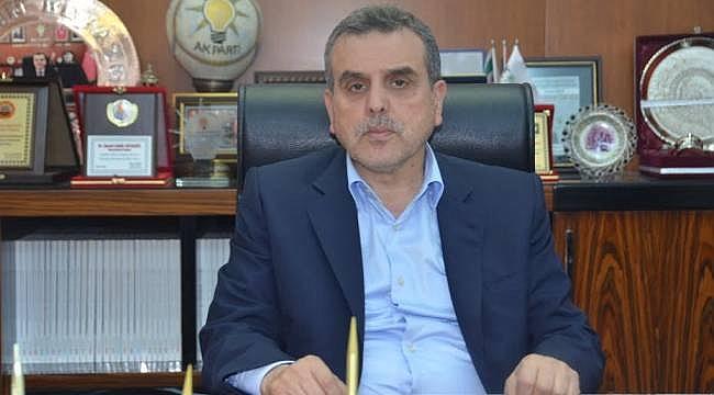 AK Parti Şanlıurfa İl Başkanı Beyazgül istifa etti