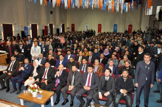 AK Parti Siverek Gençlik Kollarında yeni dönem