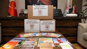 Altıeylül Belediyesinden Urfaya 400 kitap