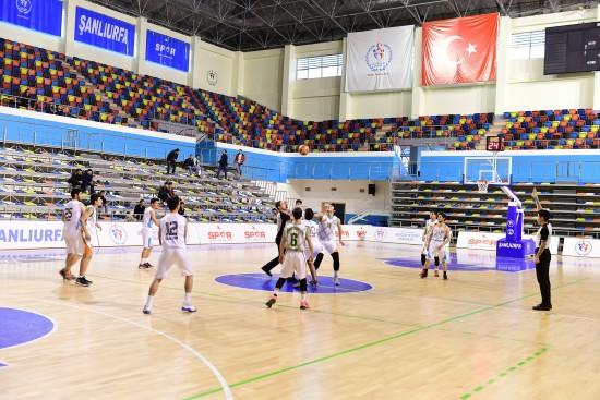 Büyükşehir Belediyesi Basketbol'da iddialı