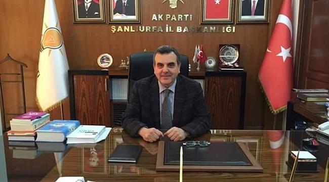 Erdoğan Şanlıurfa'ya geliyor