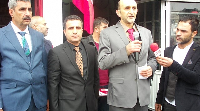 Ergenekon Ocakları Şubesi hizmete açıldı (video)