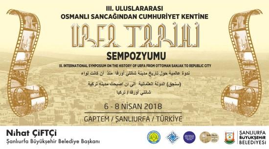 Osmanlı Sancaklığından Cumhuriyet tarihine Urfa