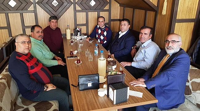 Şanlıurfa'da TV sahipleri toplandı