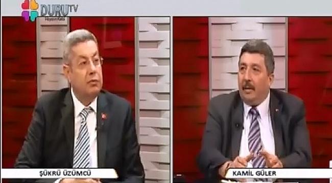 Üzümcü Duru TV'de Güler'in konuğu oldu(Video)