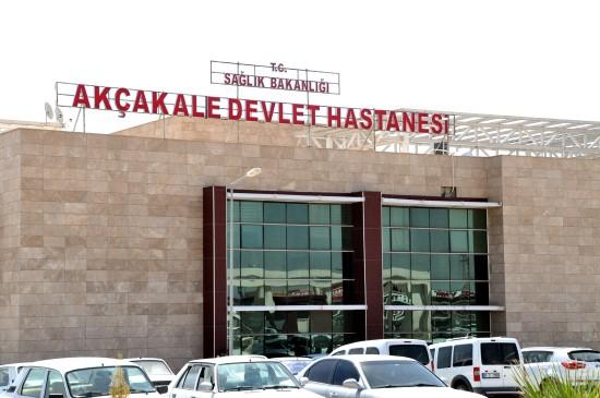 Akçakale Devlet Hastanesi mesai saatlerini değiştirildi