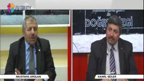 Arslan, Duru TV'de Güler'in konuğu oldu - Video