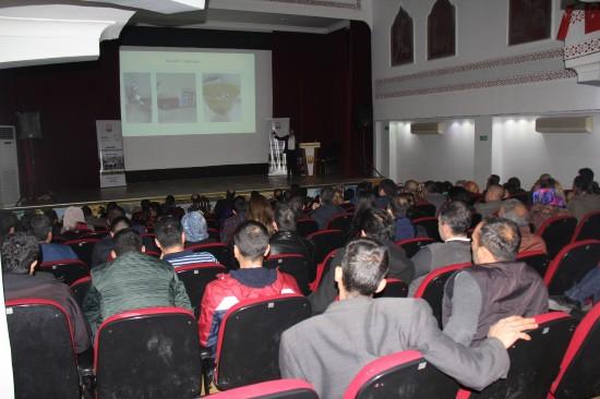 Büyükşehir'den sağlık personellerine tıbbi atık semineri