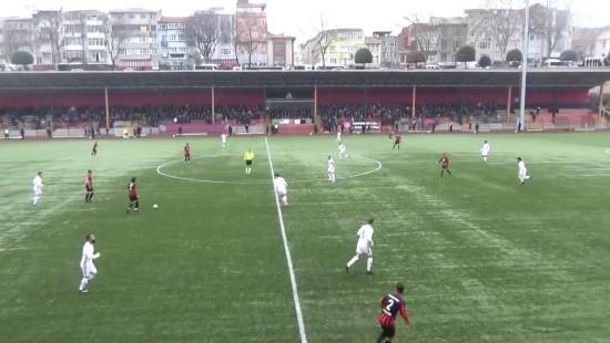 Fatih Karagümrükspor 2- Şanlıurfaspor 0