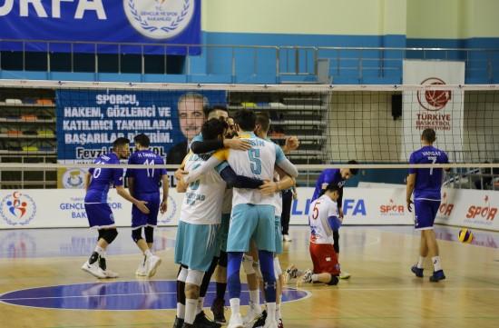 Haliliye Belediyespor haftayı galibiyetle kapattı