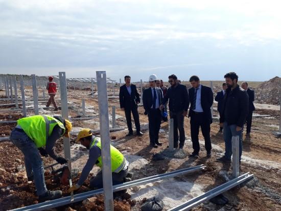Harran Üniversitesi GES kurma çalışmalarına başladı